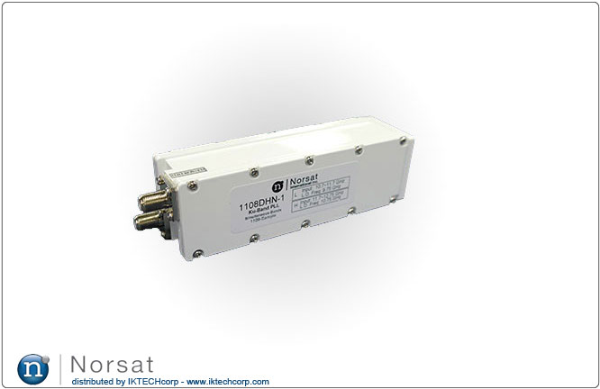 Norsat SIMULTANEOUS-BANDS 1000DH PLL Product Picture, Image, Price, Pricing