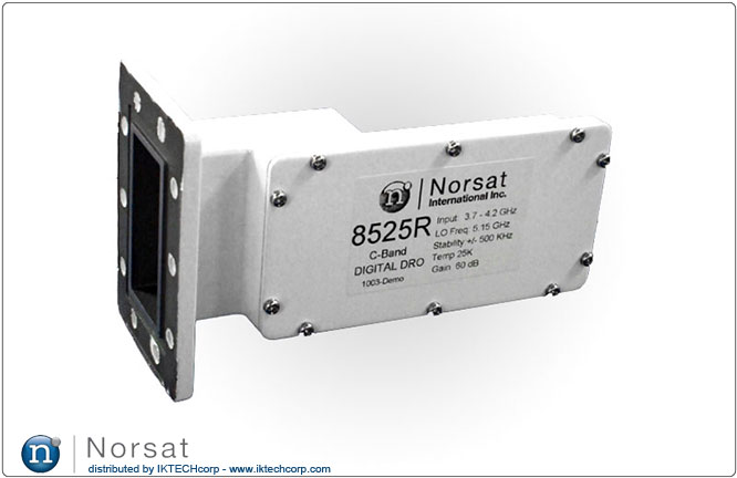 Norsat C-BAND LNB F or N Type Connector Input DRO 8000R Series Product Picture, Image, Price, Pricing