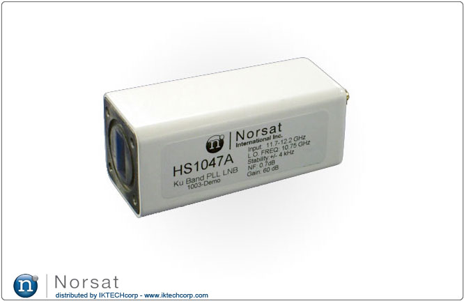 Norsat HS1000 KU-BAND PLL LNB Product Picture, Price, Image, Pricing
