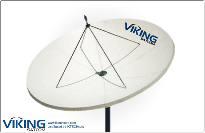 VIKING 300 3.0 Meter Prime Focus Receive-Only Ku-Band Antenna Product Picture, Price, Image, Pricing