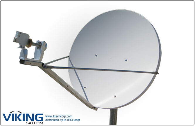 VIKING AND-240OF 2.4 Meter Offset Receive-Only Ku-Band Antenna Product Picture, Price, Image, Pricing