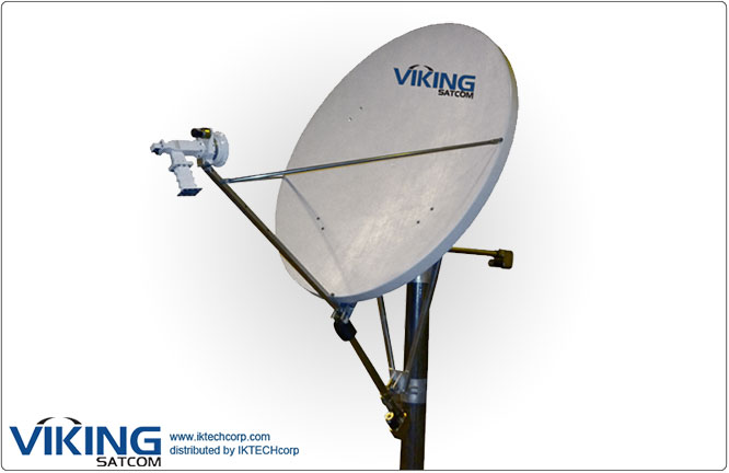 VIKING P-180KUE Eutelsat & Asiasat Prodelin 1.8 meter C Band TX RX Intelsat VSAT Transmit Receive Antenna Product Picture, Price, Image, Pricing