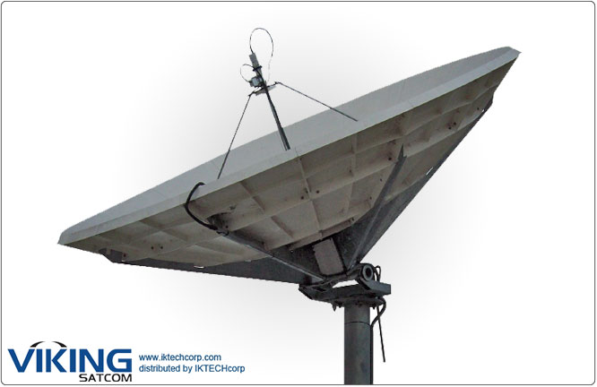VIKING P-450MAE 4.5 Meter Receive-Only Prime Focus Ku-Band Antenna Product Picture, Price, Image, Pricing