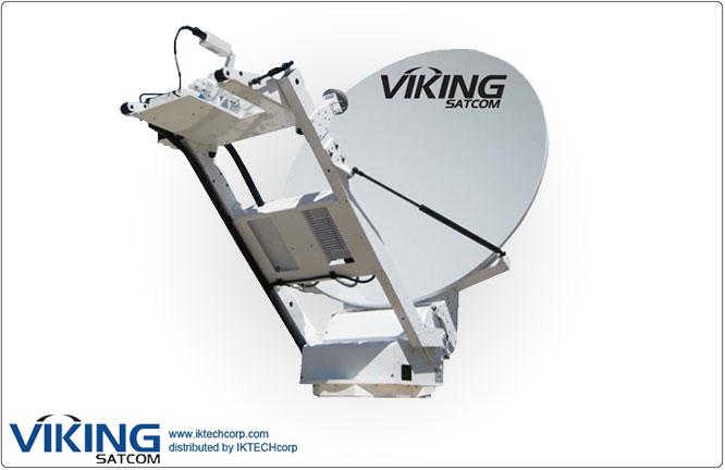 VIKING VS-120MVSATKU 1.2 Meter Roof-Mounted Auto-Point Ku-Band TX/RX VSAT Transmit/Receive Antenna Product Picture, Price, Image, Pricing
