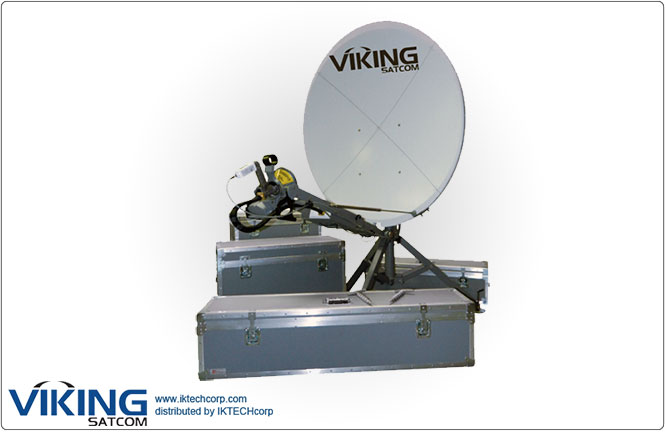 VIKING VS-120QDKU-AP 1.2 Meter Quick Deploy Motorized Auto-Point Antenna Product Picture, Price, Image, Pricing