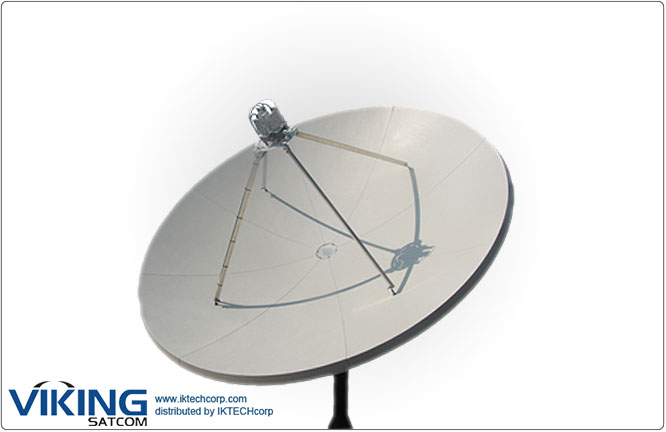 VIKING VS-SSE45MAE 4.5 Meter Prime Focus Receive-Only C-Band Antenna Product Picture, Price, Image, Pricing