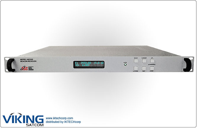 VIKING ASC 300C Beacon Tracking ReceiverC-Band (3.4 to 4.2 GHz) Product Picture, Price, Image, Pricing