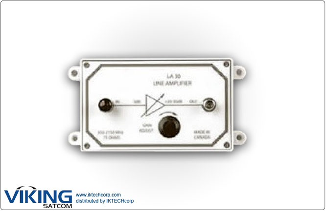 VIKING VS-LAN30 Line Amplifier, L Band Adjustable Product Picture, Price, Image, Pricing